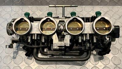 Kawasaki ZX10R 09-14 throttle body's new