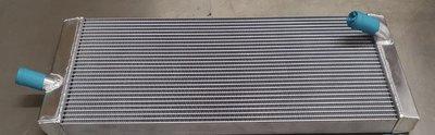 LCR F1 water radiator