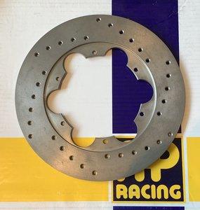 Sidecar wheel brake disc