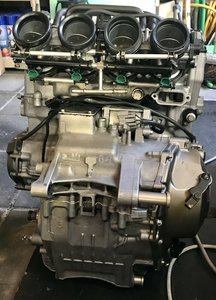 Kawasaki ZX10-R 11/15 Engine Complete refreshed New Crankshaft.