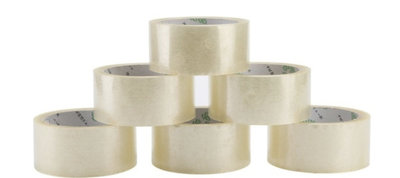 Self-Adhesive Packing Tape 4,8CM x 66M