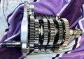 Kawasaki ZR10-R 11/15 Gearbox